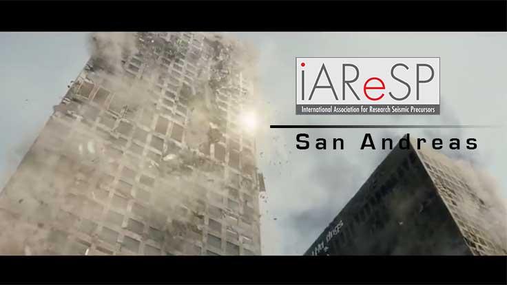 Terremoto Magnitudo 11: SAN ANDREAS, il trailer in Italiano del nuovo film